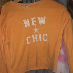 """""""New Chic"""" Forever 21 Top"""